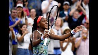 Anastasia Potapova vs. Coco Gauff | US Open 2019 R1 Highlights