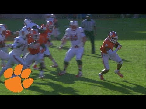 Falcons' Vic Beasley Strip, Sack & Score vs. NC State | ACC Hidden Gems