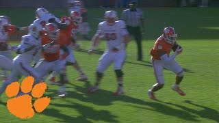Falcons' Vic Beasley Strip, Sack & Score vs. NC State   ACC Hidden Gems