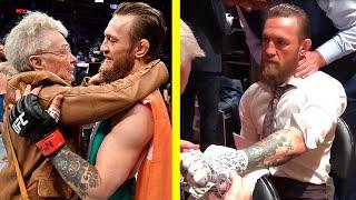 За кулисами боя Конор Макгрегор против Дональда Серроне на UFC 246