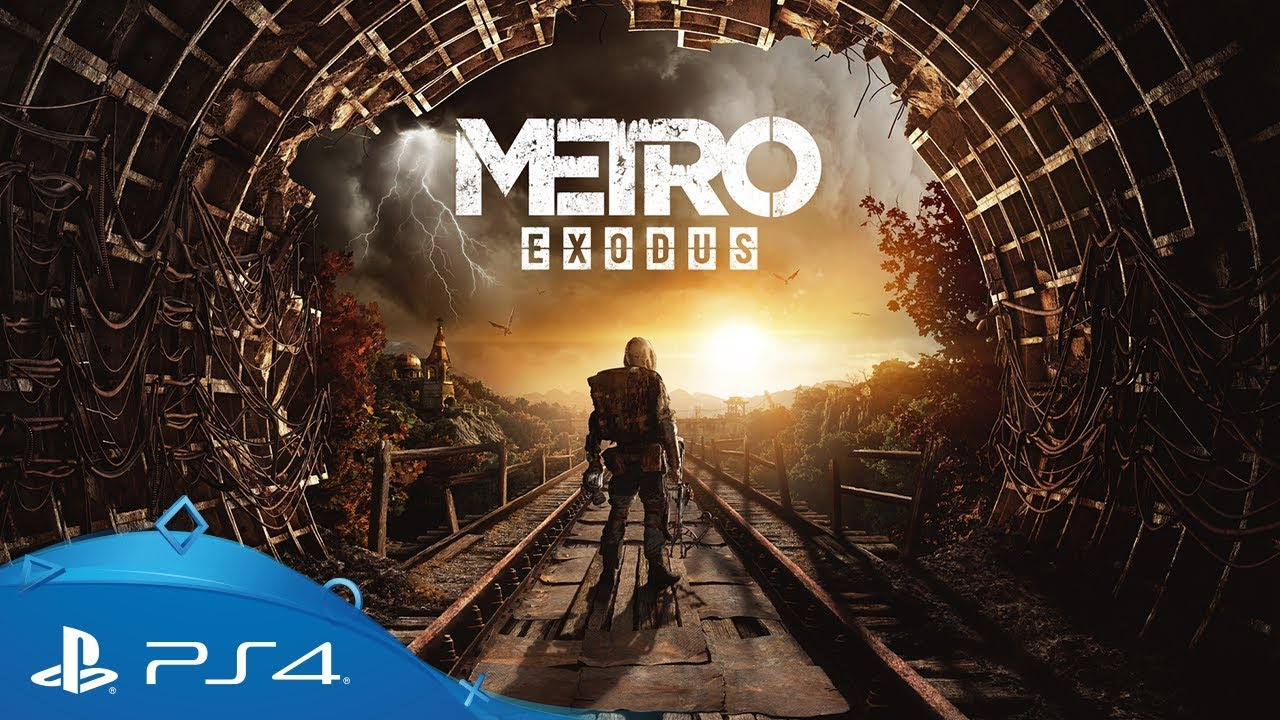 Metro Exodus | Gamescom 2018 Gameplay Trailer | PS4
