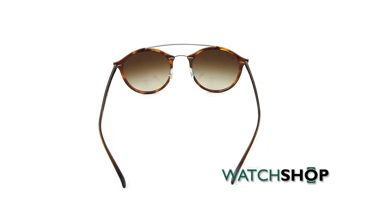 7ac823f2e15 Ray-Ban RB4266 Sunglasses (RB4266-620113-49) - YouTube