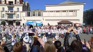 Ужгород 1123!(Ужгород1123!!!Дитячий Flash Mob!!!, 2016-09-26T19:49:22.000Z)