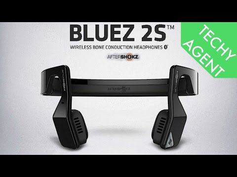 AfterShokz Bluez 2S Bone Conduction Headphones - REVIEW