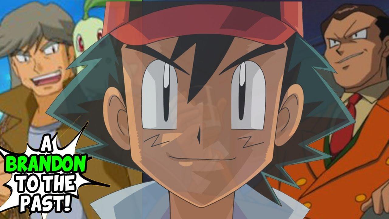 Pokemon Ash Coach Ash Ketchum and his Pokemon best friends 34