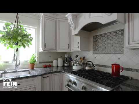 New Jersey Home Builders - Wayne, NJ Bright and Beautiful Kitchen Remodel
