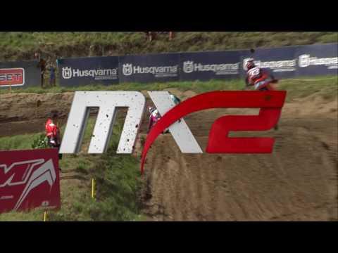 Seewer & Paturel Crash MXGP of Czech Republic