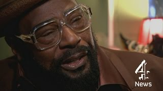 Interview with the Godfather of funk, George Clinton | Channel 4 News
