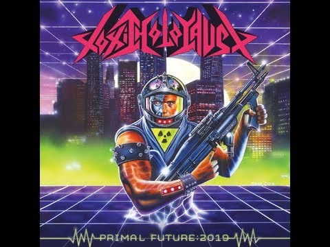 """Toxic Holocaust new song """"Chemical Warlords"""" off new album Primal Future: 2019"""