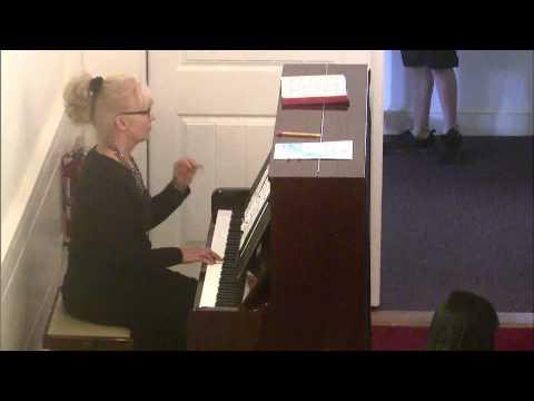 Prelude: Janice Stover, piano