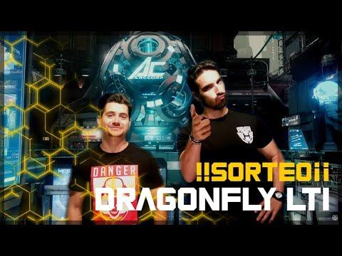 2º SORTEO: DRAGONFLY LTI!!! -El Hangar-