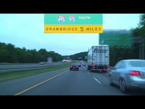 Interstate 95 traffic maryland