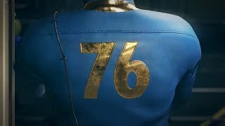 Fallout 76 Reveal Teaser Trailer