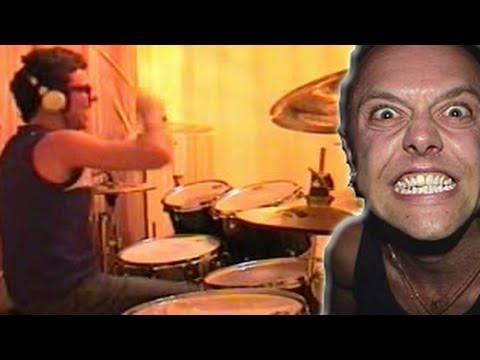 Metallica Vadrum Medley (Drum Video)