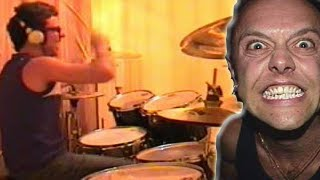 Metallica Vadrum Medley (Drum Video)