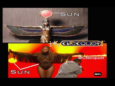 Mfundishi- BET Awards displayed Ancient Kemetic Symbology, not Illuminati