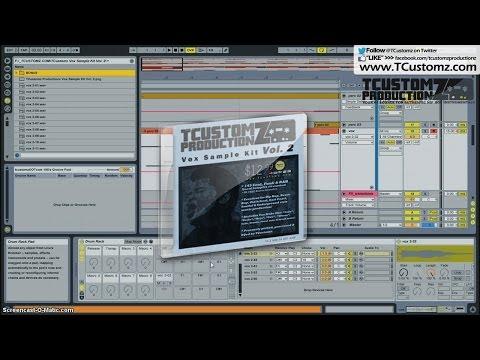 TCustomz Vox Sample Kit Vol. 2 DEMO (Soul, R&B & Funk Vocal Samples) Hip Hop Sound Kits