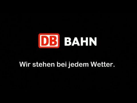 """DEUTSCHE BAHN WERBEPARODIE 1 - """"Bahnwerbung gestern und heute"""" ;)"""