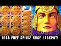 Mayan Chief Jackpot 1048 free games. Max bet