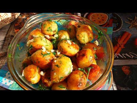 Запеченный картофель с сосисками пошаговый рецепт с фото