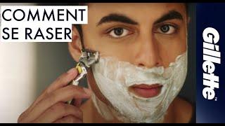 Comment bien se raser : Conseils de rasages pour hommes | Gillette ProShield