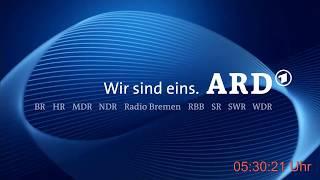 Fehler bei ARD-Sendebeginn
