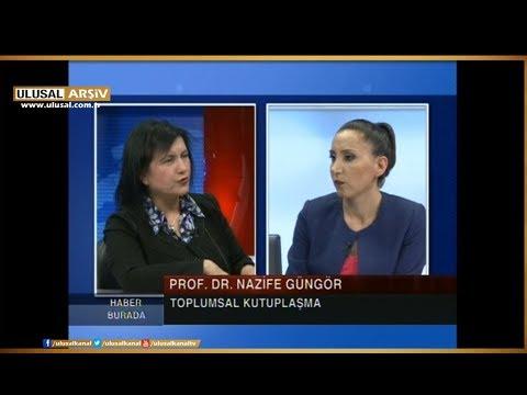 Haber Burada- Filiz Atıcı, Nazife Güngör- r27 .04 .2012 Ulusal Kanal