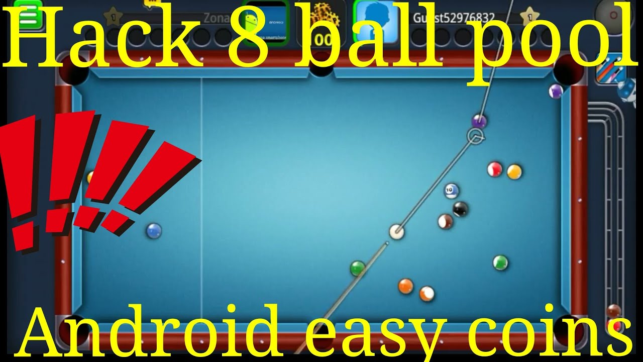 hack 8 ball pool android 2015 - YouTube