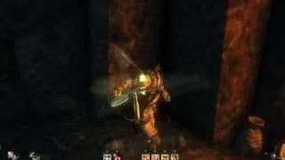 Risen PC 2009 - 1v1 Combat Gameplay [HD]