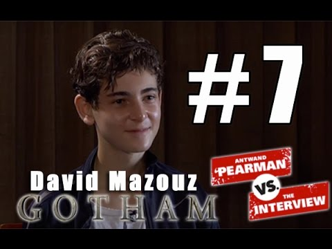 DAVID MAZOUZ - ANTWAND PEARMAN VS THE INTERVIEW