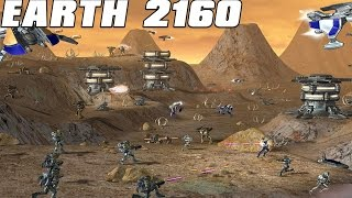 Earth 2160 - Lunar Corporation Sonic Weapons!
