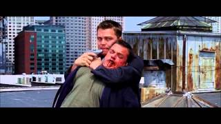 The Departed   Elevator Scene