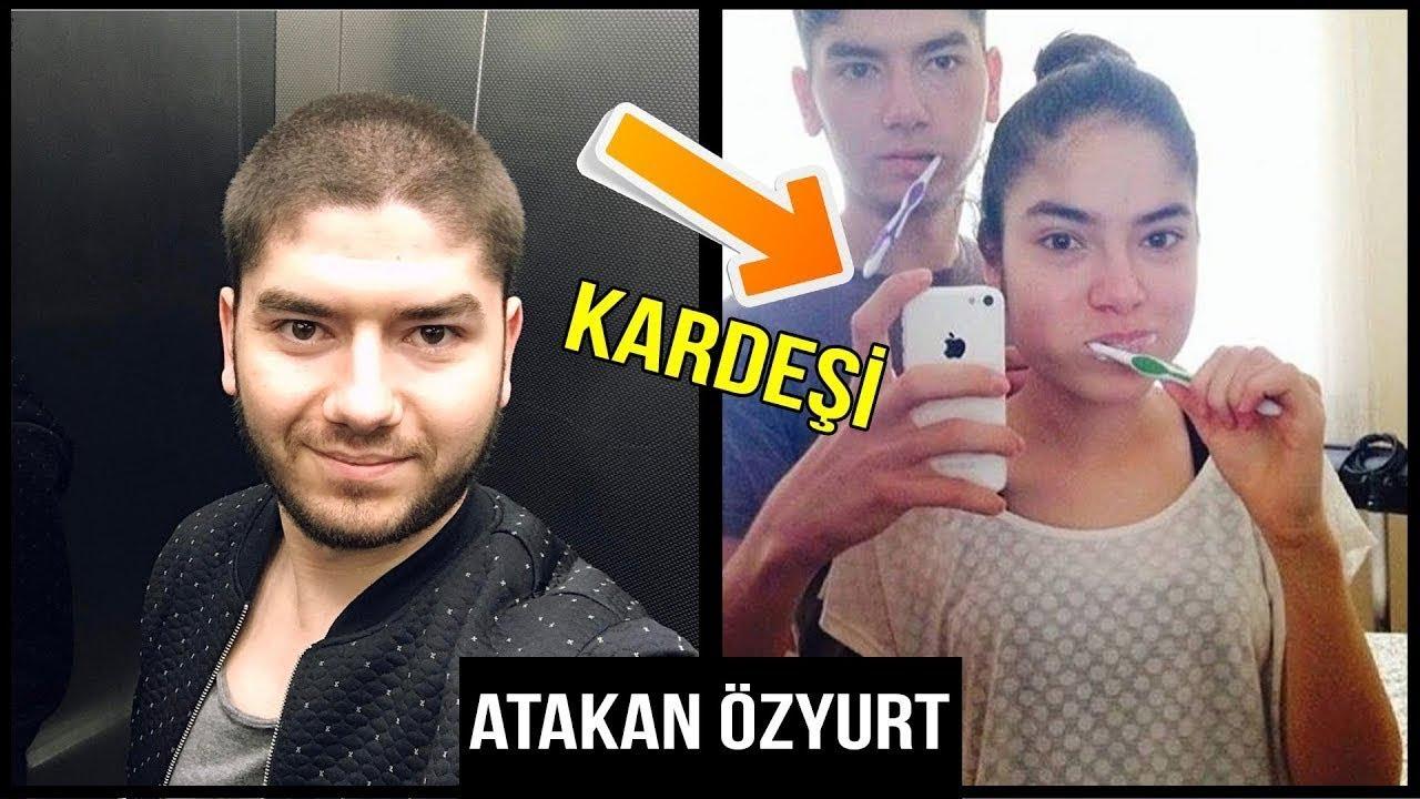 Youtuberların Şaşırtan Kardeşleri Enes Batur, Atakan Özyurt, Başak Karahan