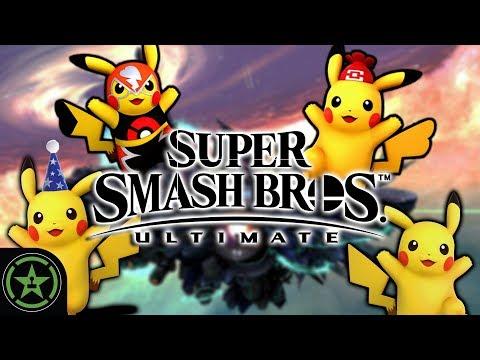 PIKA PIKA PIKA - Super Smash Bros. Ultimate | Let's Play