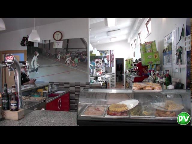 Cafetería Complejo Deportivo Virgen del Camino