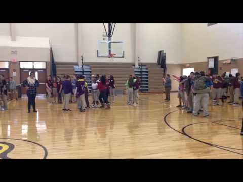 Grant Junior High School Manquine Challenge