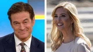 Dr. Oz reflects on candid interview with Ivanka Trump thumbnail