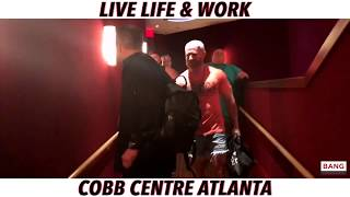 LIVE LIFE & WORK: COBB CENTRE ATLANTA - SOUTHERN MOMMA AN EM COMEDY TOUR! LOL FUNNY LAUGH COMEDIANS