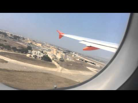 Luqa Airport Departure