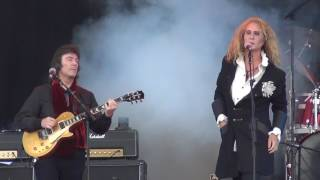 The Steve Hackett Band Debut from Nad Sylvan Isle Of Wight 2012