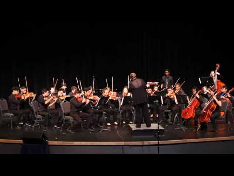 Bishop Alemany High School String Orchestra, Waltz No. 2