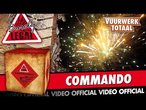 Commando - Barely Legal vuurwerk - Vuurwerktotaal [OFFICIAL VIDEO] Mp3