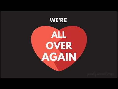 Luke Combs - All Over Again (Lyric Video)