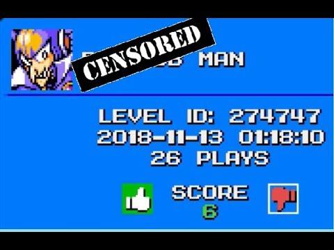 Megaman Maker: B****** Man (ID: 274747)