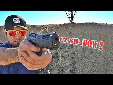 CZ 75 SP-01 Shadow Target - Unboxing from YouTube · Duration:  2 minutes 52 seconds