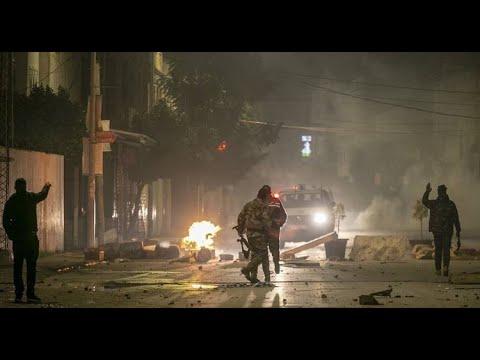 من يقف وراء أعمال الشغب في تونس؟