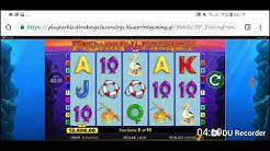 * JACKPOT - WON £187,980 * Fishin' n Frenzy slot at Ladbrokes Online