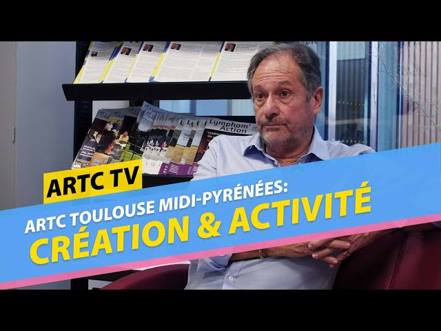 Création de la délégation régionale de l'ARTC Toulouse Midi-Pyrénées.