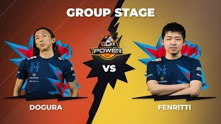 Dogura vs Fenritti - Group Stage: Pool A - Summit of Power