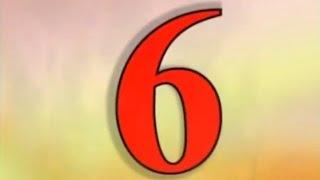 Арифметика-малышка - Шесть грибов (6 серия ) (Уроки тетушки Совы)